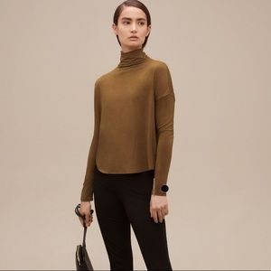 Babaton Seaton Turtleneck in Camel